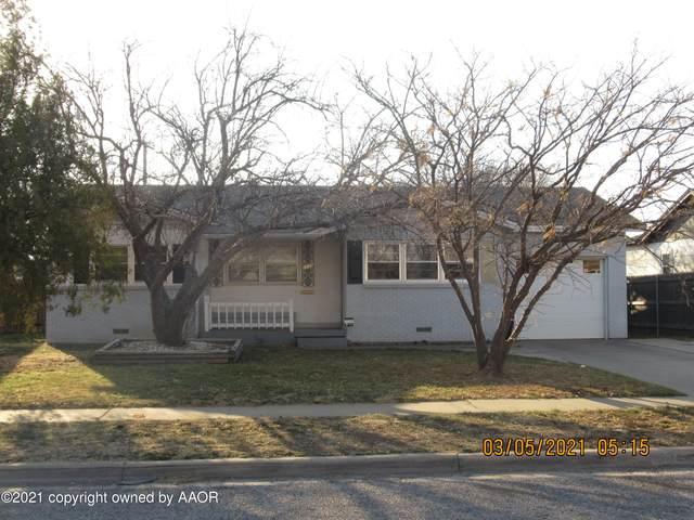 3116 Nelson St, Amarillo, TX 79103 (#21-1267) :: Elite Real Estate Group