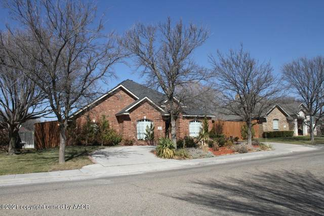 7402 Bayswater Rd, Amarillo, TX 79119 (#21-1310) :: Live Simply Real Estate Group