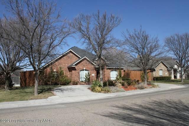 7402 Bayswater Rd, Amarillo, TX 79119 (#21-1310) :: Keller Williams Realty