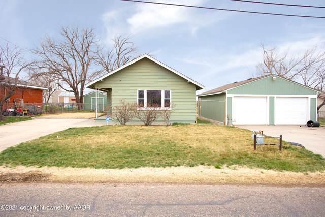 4013 Hilltop Dr, Amarillo, TX 79108 (#21-1326) :: Elite Real Estate Group