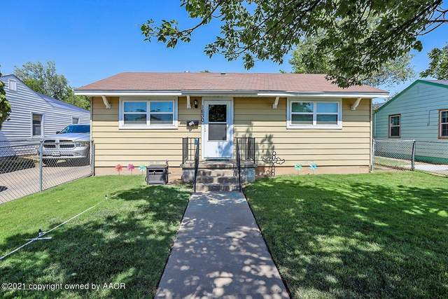 1630 Manhattan St, Amarillo, TX 79108 (#21-1344) :: Elite Real Estate Group