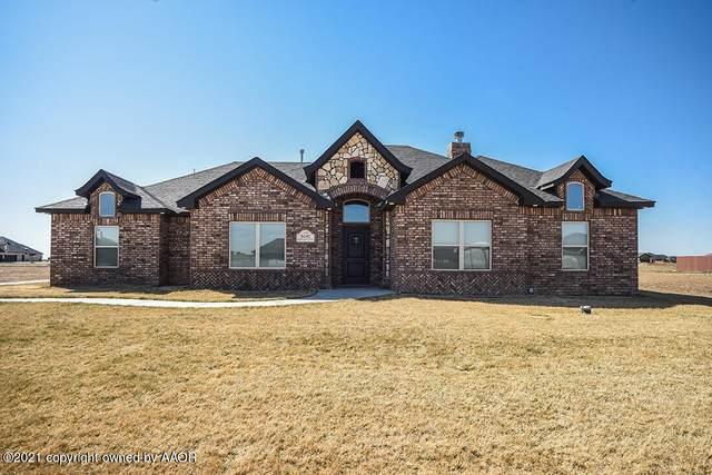 9240 Garrison Creek Dr, Amarillo, TX 79119 (#21-1354) :: Elite Real Estate Group