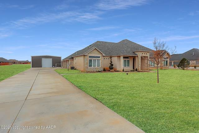 9725 Hey Jude Ln, Amarillo, TX 79119 (#21-1373) :: Elite Real Estate Group