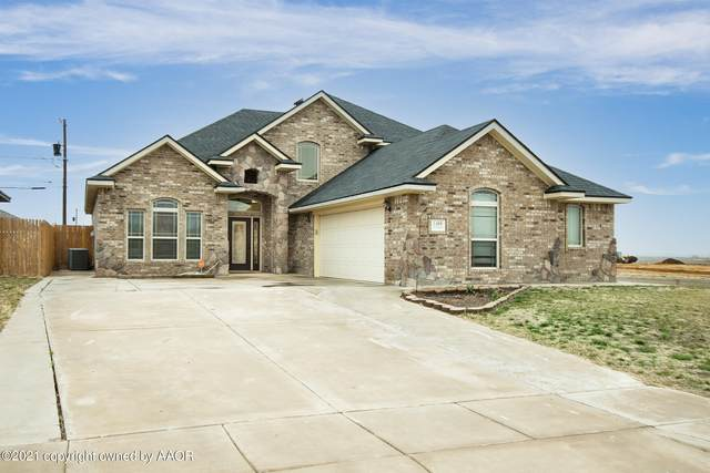 1409 Fox Terrier Ave, Amarillo, TX 79108 (#21-1379) :: Elite Real Estate Group