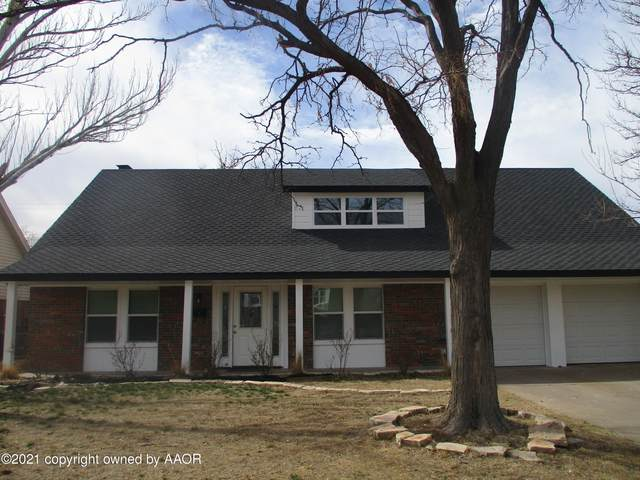 4606 Matador Trl, Amarillo, TX 79109 (#21-1392) :: Elite Real Estate Group