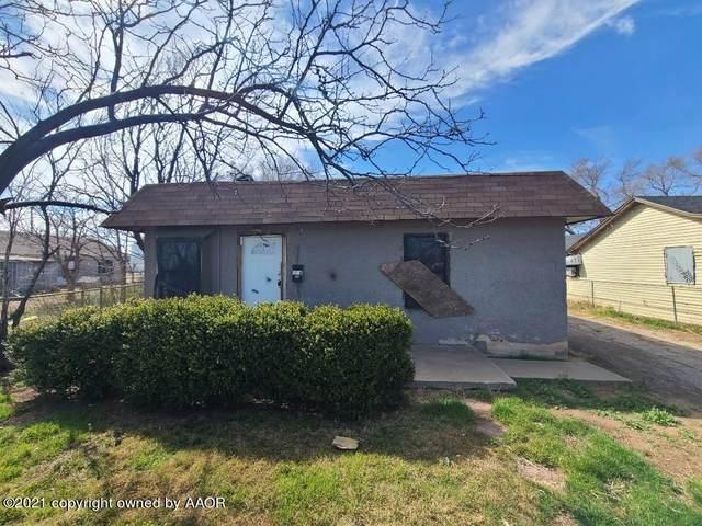 1618 Arthur St, Amarillo, TX 79102 (#21-1393) :: Live Simply Real Estate Group