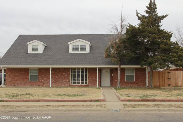 4703 36TH Ave, Amarillo, TX 79109 (#21-1397) :: Elite Real Estate Group