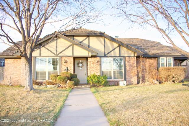 6314 Hampton Dr, Amarillo, TX 79109 (#21-1398) :: Keller Williams Realty