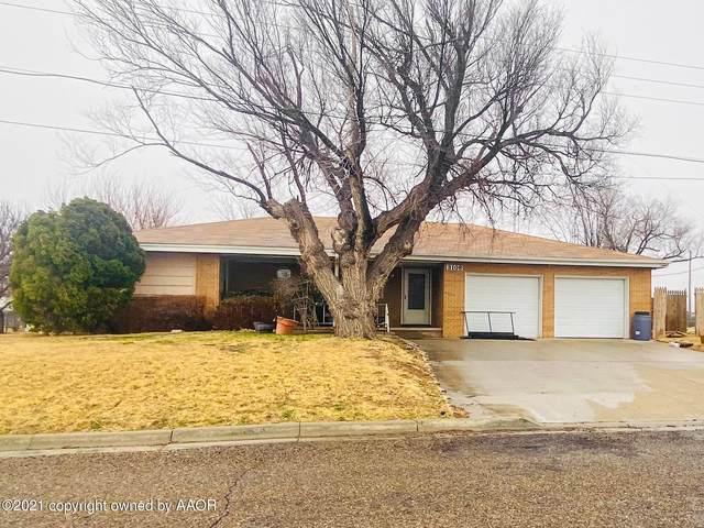 3106 Cleveland St, Amarillo, TX 79107 (#21-1408) :: Elite Real Estate Group