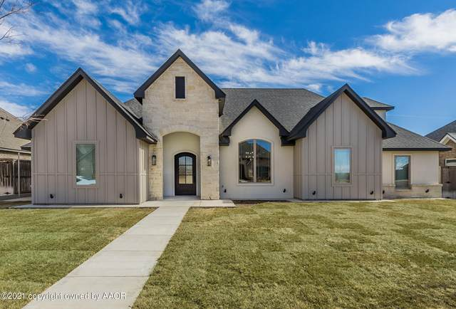6403 Lauren Ashleigh Dr, Amarillo, TX 79119 (#21-1421) :: Live Simply Real Estate Group
