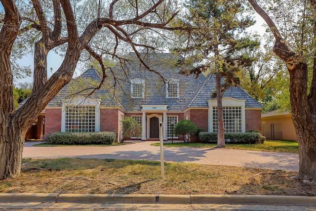 3207 Parker St, Amarillo, TX 79109 (#21-1431) :: Lyons Realty