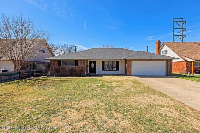4602 Matador Trl, Amarillo, TX 79109 (#21-1438) :: Elite Real Estate Group