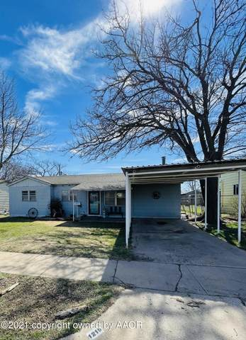 1216 Foster Ave, Pampa, TX 79065 (#21-1447) :: Elite Real Estate Group