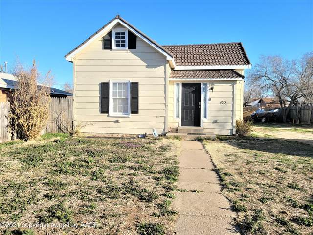 4313 14TH Ave, Amarillo, TX 79104 (#21-1454) :: Elite Real Estate Group