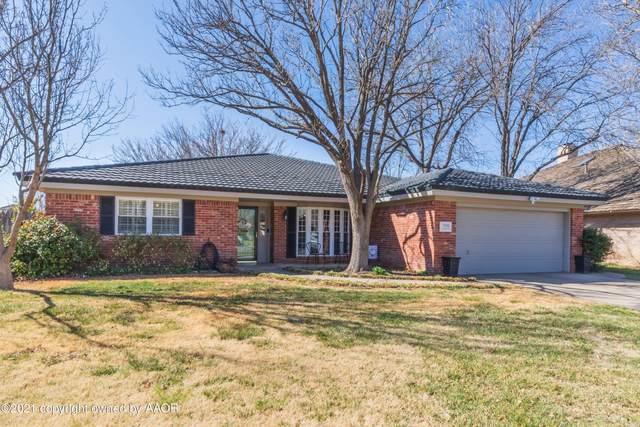 3906 Huntington Dr, Amarillo, TX 79109 (#21-1466) :: Elite Real Estate Group