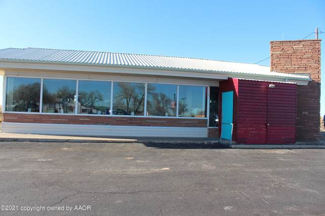701 Front St, Groom, TX 79039 (#21-1467) :: Lyons Realty