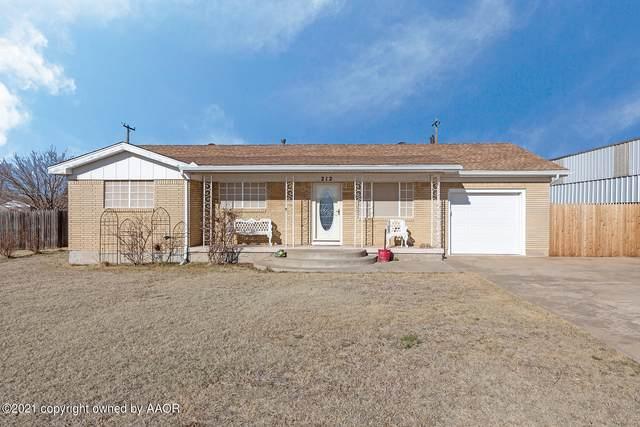 212 Farmer Ave, Stinnett, TX 79083 (#21-1476) :: Elite Real Estate Group