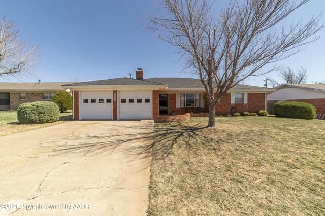 1403 Marigold St, Borger, TX 79007 (#21-1500) :: Lyons Realty