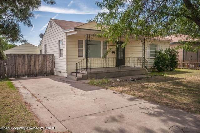 304 Palo Duro St, Amarillo, TX 79106 (#21-1501) :: Elite Real Estate Group