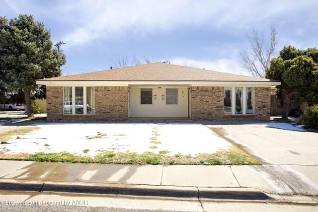 1801 Wisdom Dr, Amarillo, TX 79106 (#21-1504) :: Elite Real Estate Group