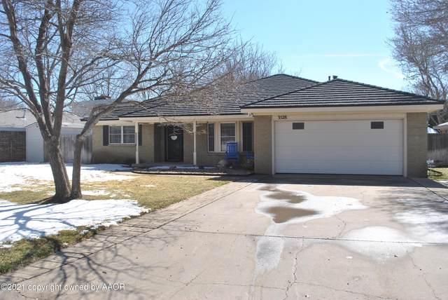 3528 Barclay Dr, Amarillo, TX 79109 (#21-1511) :: Elite Real Estate Group
