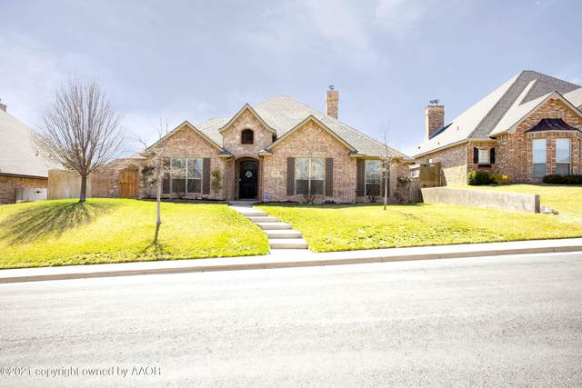 6905 Spring Cherry Ln, Amarillo, TX 79124 (#21-1515) :: Live Simply Real Estate Group