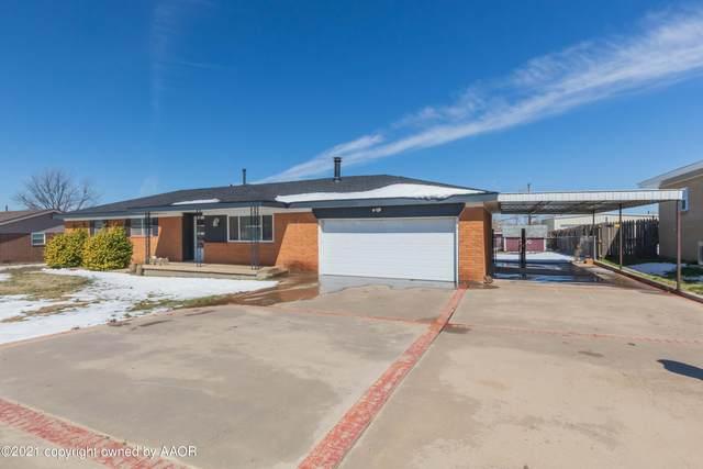 729 Fairlane Ave, Amarillo, TX 79108 (#21-1519) :: Elite Real Estate Group