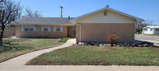 1633 Sumner St, Pampa, TX 79065 (#21-1534) :: Elite Real Estate Group