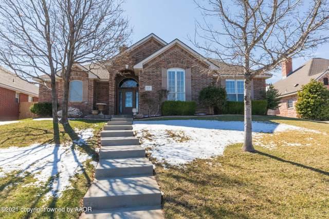 6717 Silverbell Ln, Amarillo, TX 79124 (#21-1556) :: Elite Real Estate Group