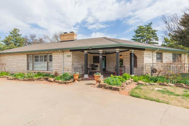 4502 2ND Ave, Amarillo, TX 79106 (#21-1571) :: Keller Williams Realty