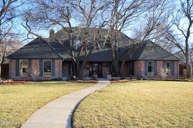 3724 Farwell Dr, Amarillo, TX 79109 (#21-1624) :: Elite Real Estate Group