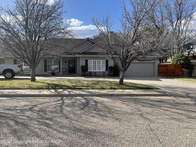 2614 Henning St, Amarillo, TX 79106 (#21-1626) :: Elite Real Estate Group