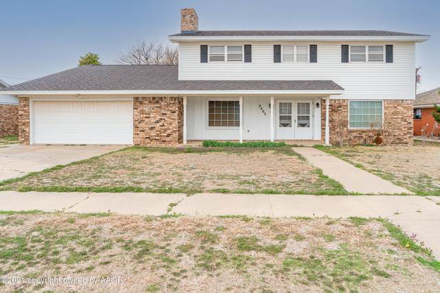2403 15TH Ave, Canyon, TX 79015 (#21-1627) :: Elite Real Estate Group