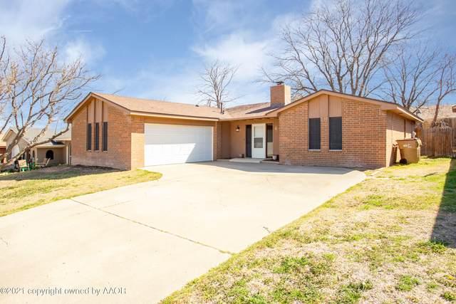 6 Greenwood Ln, Canyon, TX 79015 (#21-1647) :: Lyons Realty