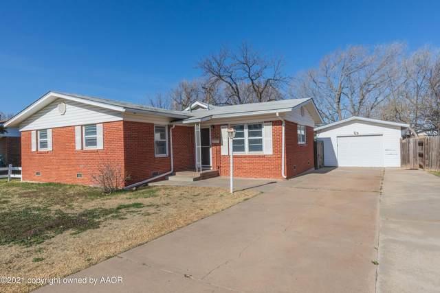 4702 Rusk St, Amarillo, TX 79110 (#21-1657) :: Elite Real Estate Group