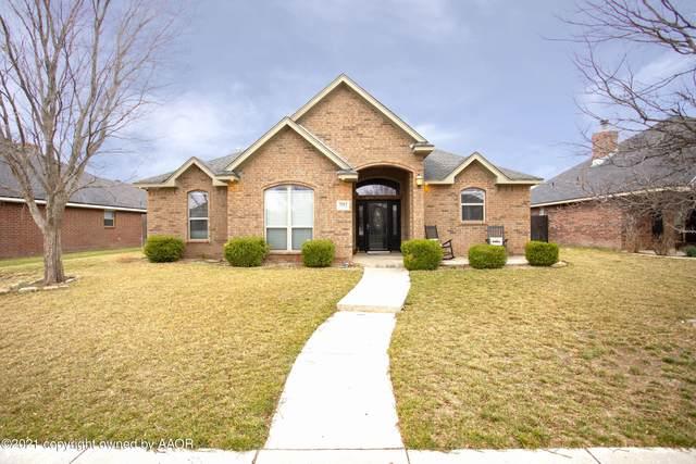 7912 Alexandria Ave, Amarillo, TX 79118 (#21-1662) :: Elite Real Estate Group