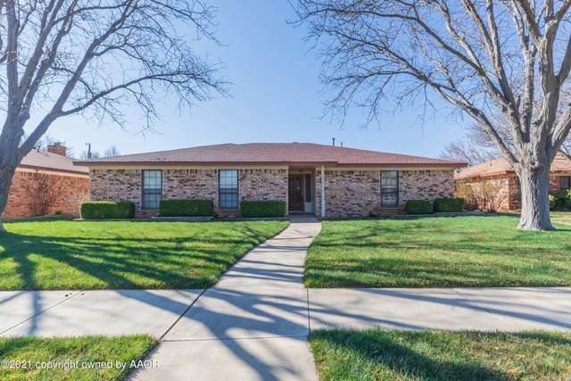 7707 Cervin Dr, Amarillo, TX 79121 (#21-1670) :: Elite Real Estate Group