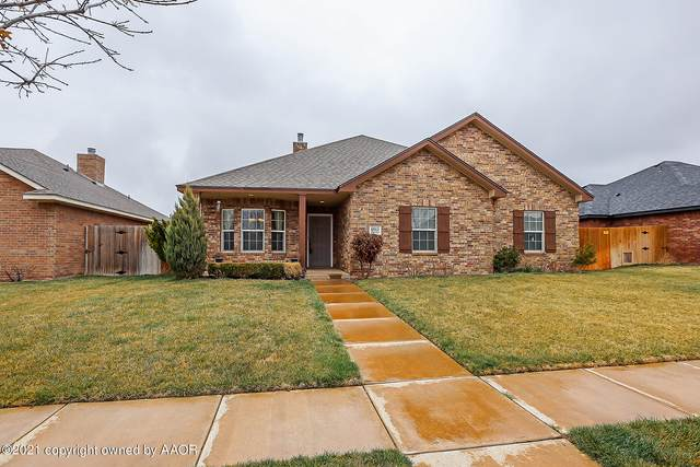 6813 Tivis St, Amarillo, TX 79119 (#21-1672) :: Live Simply Real Estate Group