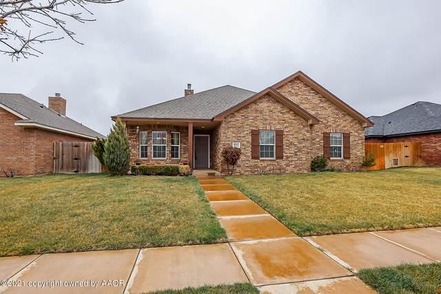 6813 Tivis St, Amarillo, TX 79119 (#21-1672) :: Elite Real Estate Group