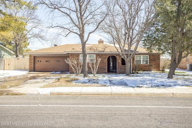 5021 John Dr, Amarillo, TX 79110 (#21-1679) :: Lyons Realty