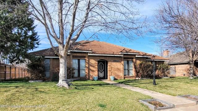 6216 Hampton Dr, Amarillo, TX 79109 (#21-1683) :: Keller Williams Realty