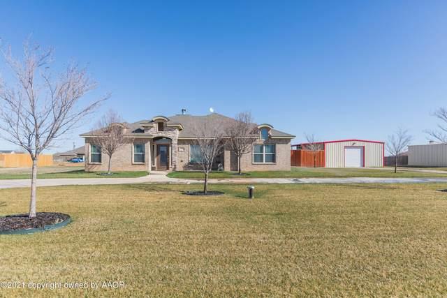 5711 Newt Dobbs Trl, Amarillo, TX 79118 (#21-1698) :: Elite Real Estate Group