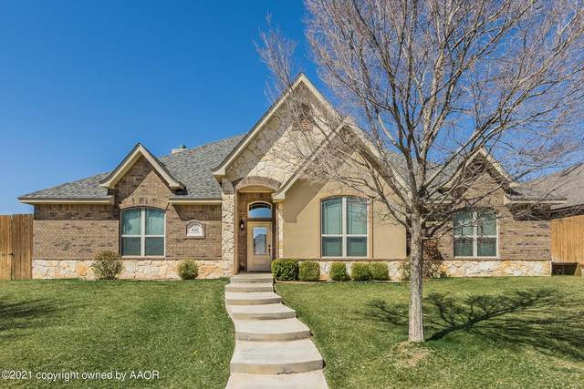 6502 Parkwood Pl, Amarillo, TX 79119 (#21-1710) :: Live Simply Real Estate Group