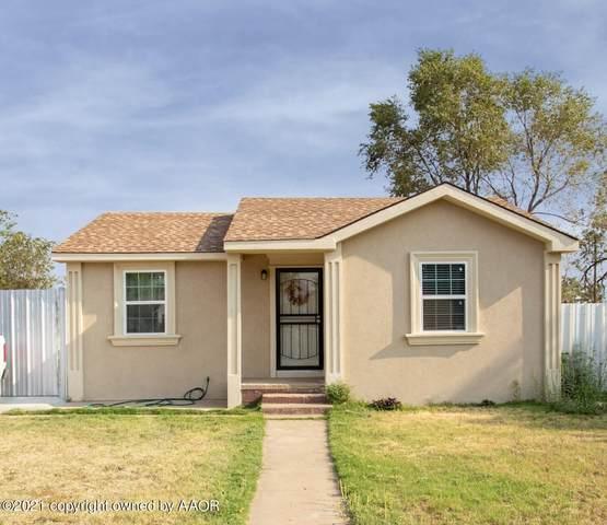 3809 19TH Ave, Amarillo, TX 79107 (#21-1717) :: Elite Real Estate Group