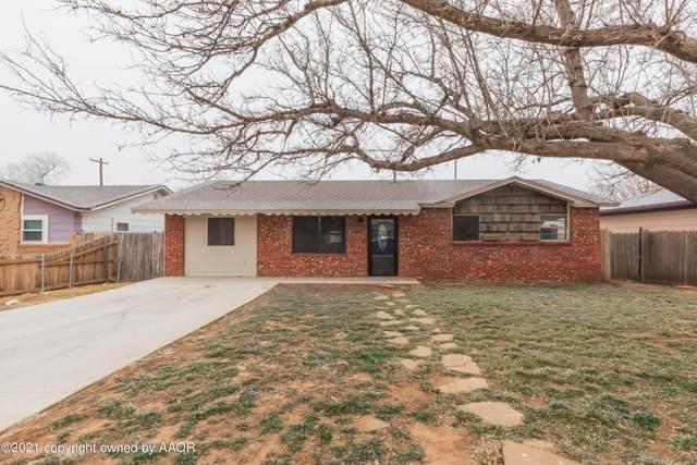 5215 Travis St, Amarillo, TX 79110 (#21-1724) :: Elite Real Estate Group