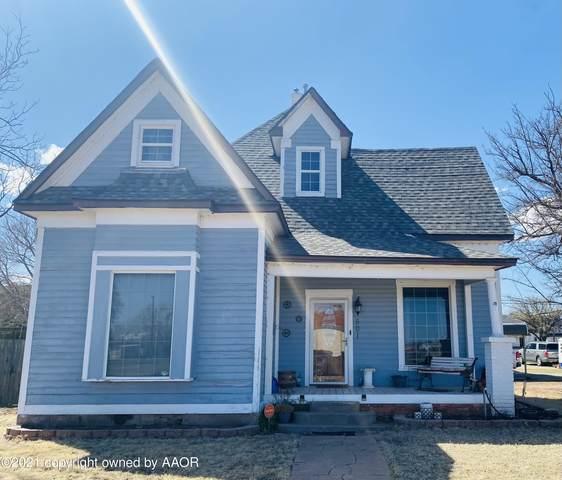 501 6th St, Memphis, TX 79245 (#21-1731) :: Elite Real Estate Group