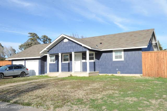 1600 Russell, Pampa, TX 79065 (#21-1732) :: Elite Real Estate Group