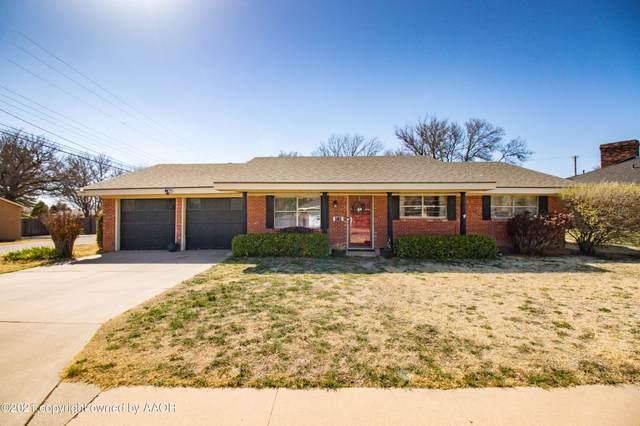 502 Foster, Canyon, TX 79015 (#21-1735) :: Elite Real Estate Group
