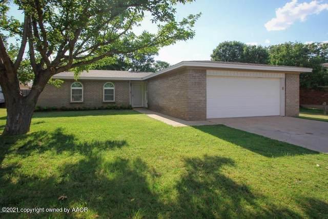 3306 Teckla Blvd, Amarillo, TX 79106 (#21-1739) :: Elite Real Estate Group