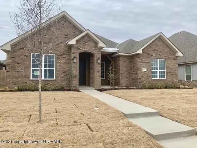 9402 Heritage Hills Pkwy, Amarillo, TX 79119 (#21-1744) :: Elite Real Estate Group